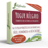 Yaourt Bulgare, Ferment Traditionnel
